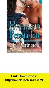 GO Downloads Highland Persuasion Sky Purington